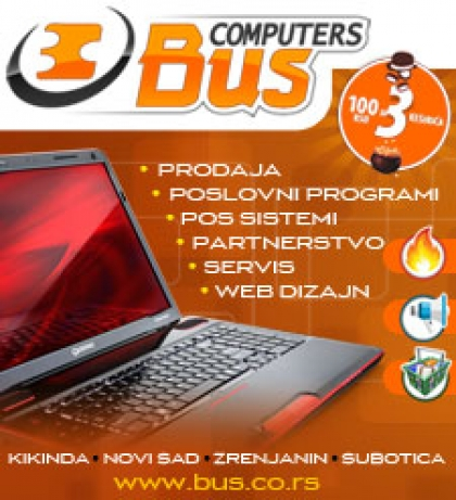 BUS COMPUTERS - iskoristite popuste!!!